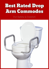 Best Rated Drop Arm Commodes: For Safety & Comfort | Best Health | Scoop.it