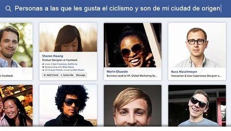 La Nueva Distopía de #Facebook : La Búsqueda en el Grafo Social   Social Media e Innovación Tecnológica   Scoop.it
