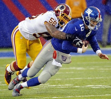 Redskins Re-Sign Perry Riley | NFL News and Notes | Scoop.it