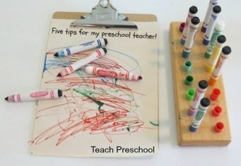 Five tips for my preschool teacher | Teach Preschool | Scoop.it