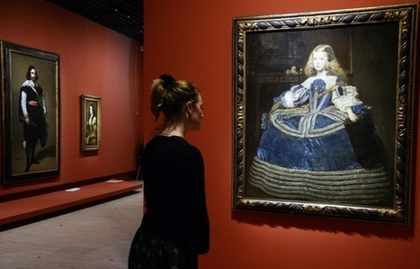 6 juin 1599 naissance de Diego Vélasquez | Racines de l'Art | Scoop.it