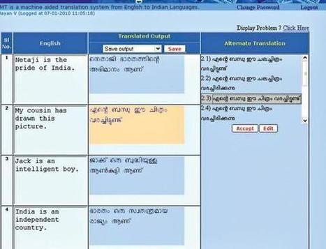 Eliminating translation bugs - The Hindu   Translating English into Spanish   Scoop.it