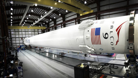 World's most powerful rocket even more powerful than first projected | MishMash | Scoop.it