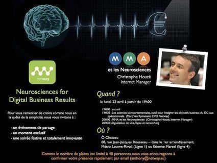 Et si l'on parlait Marketing : Les neuro-Sciences ont le vent en poupe ! | E-marketeur dans tous ses états | Scoop.it