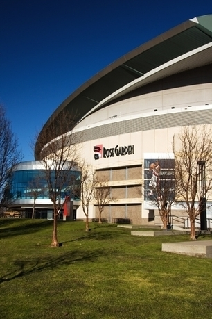 Portland Trail Blazers Rose Garden Earns LEED Gold Certification | THE OFFICIAL SITE OF THE PORTLAND TRAIL BLAZERS | Sports Facility Management.4330343 | Scoop.it