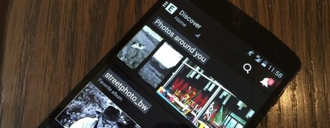 EyeEm Revamps its Android Photo-Sharing App - The Next Web | Photodroid | Scoop.it