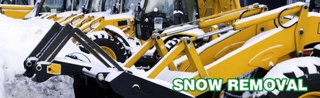 Commercial Snow Removal Services Staten Island, New Jersey, NYC, NJ and Masonry Design   Beautiful Things in World   Scoop.it