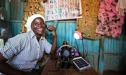Can technology free developing countries from light poverty? | Inclusive Business and Impact Investing | Scoop.it
