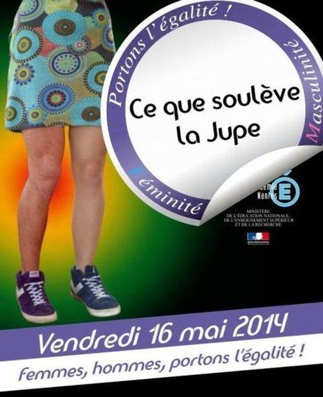 Nantes : la journée de la jupe contre le sexisme au lycée | bretagne | Scoop.it