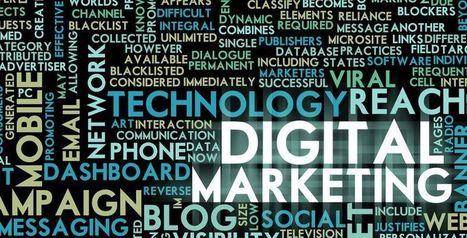 Digital marketing activity rising yet skills and metrics remain a challenge   Social media and Influence in Pharma   Scoop.it