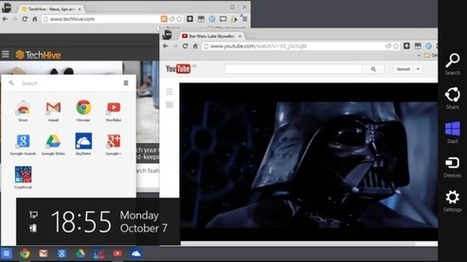 Hands-on: Google's Metro browser preview sneaks Chrome OS into Windows 8 | PCWorld | Technology and Gadgets | Scoop.it