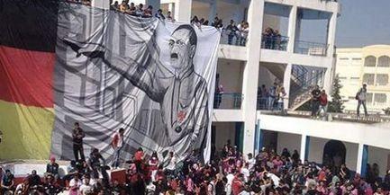 Tunisie : Daech et Hitler «héros» de lycées de Jendouba et de Kairouan | Geopolis | CRAKKS | Scoop.it