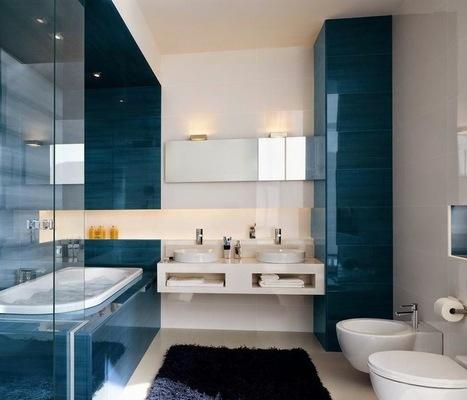 Conception des salles de bains | deco salle de bain | Scoop.it