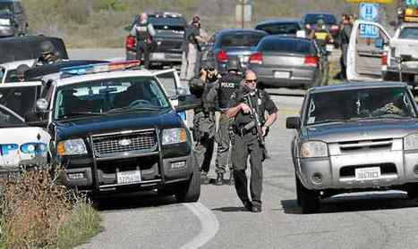 How lessons from Christopher Dorner manhunt helped police during San Bernardino terrorist attack | Criminology and Economic Theory | Scoop.it