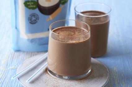 Bulletproof Coffee Smoothie | Vegan Food | Scoop.it