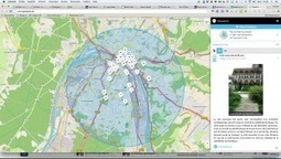 Geopedia: un mix parfait entre openstreet map et Wikipedia – Le coutelas de Ticeman | Les outils d'HG Sempai | Scoop.it