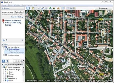 Google Earth 6.2.0.5905 Beta | google earth | Scoop.it