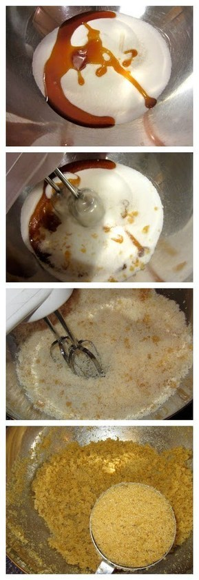 How to make brown sugar at home step | Chef Cafe | Scoop.it