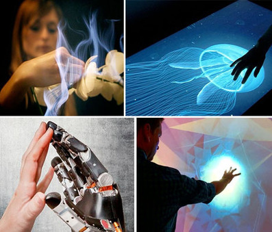 Tactile Technology: 13 Off-Screen Touch Input Inventions | Urbanist | Design for All | Scoop.it