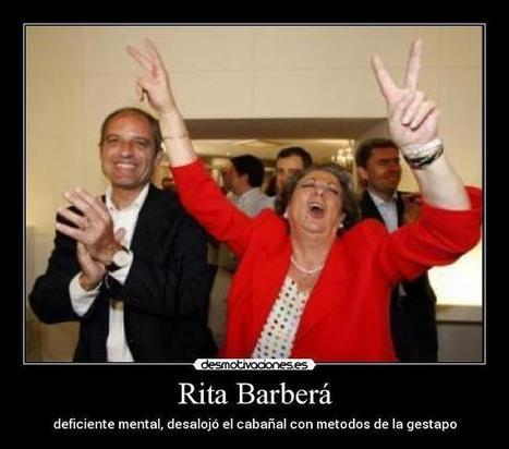 CNA: Según la Guardia Civil, Rita Barberá ganó las elecciones de manera ilegal desde 2006 hasta 2015 y por ende, Rajoy | La R-Evolución de ARMAK | Scoop.it