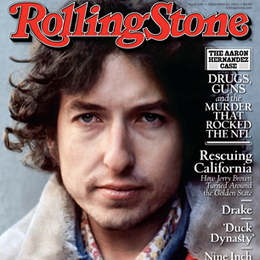Bob Dylan's Lost Years on the Cover of Rolling Stone | Music News | Rolling Stone | American Crossroads | Scoop.it