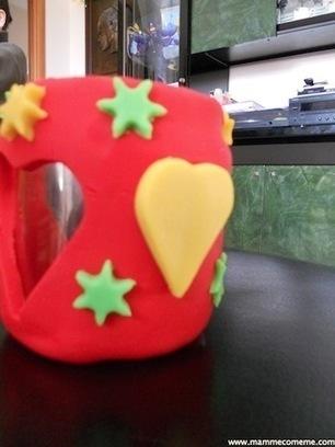 Mamme come me: San Valentino: vasetto porta caramelle ! | Lavoretti | Scoop.it