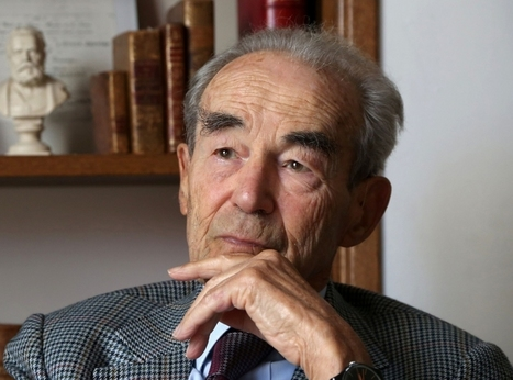 Robert Badinter / France Inter | La Longue-vue | Scoop.it