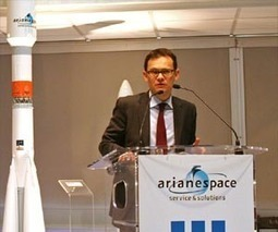 Arianespace targets record year of new business and launch operations in 2015 | Global Space Watch | Scoop.it