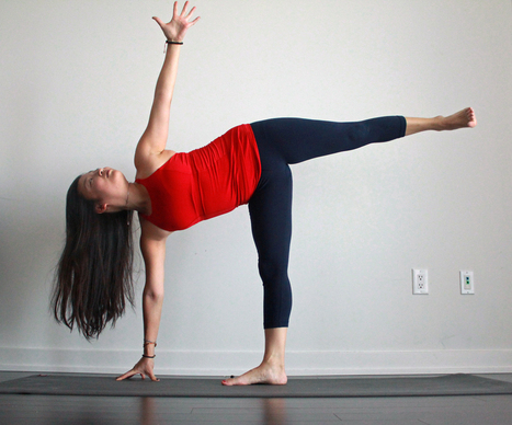 4 yoga poses can make you feel good and keep you fit - World Leaks | Worldleaks | Scoop.it