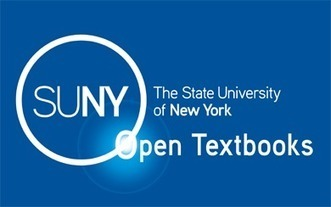 SUNY Faculty and Libraries Publishing Open Textbooks | Academic Libraries, Publishing, Open Textbooks | Scoop.it