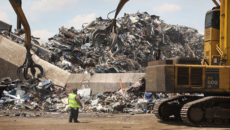Bizarre scrap metal thefts on the rise in U.S. | Sustainable Futures | Scoop.it