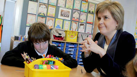 Teachers urge MSPs not to make them scapegoat for education woes | My Scotland | Scoop.it