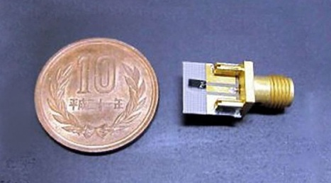 Japanese researchers transmit 3Gbps using terahertz frequencies   Kiss the present and the future   Scoop.it