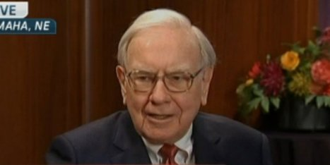 Warren Buffett: Here's What We Need More Than A Minimum Wage Hike | Sustain Our Earth | Scoop.it