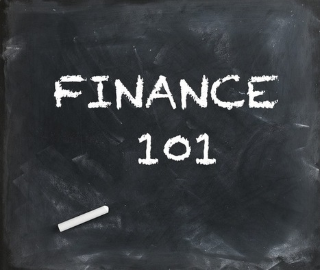 7 financial terms every serious entrepreneur should know   Brújula Analógica-Digital.   Scoop.it