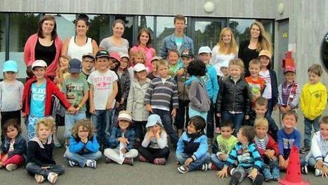 Une centaine d'enfants, chaque jour, au centre de loisirs   Hédé-Bazouges   Scoop.it