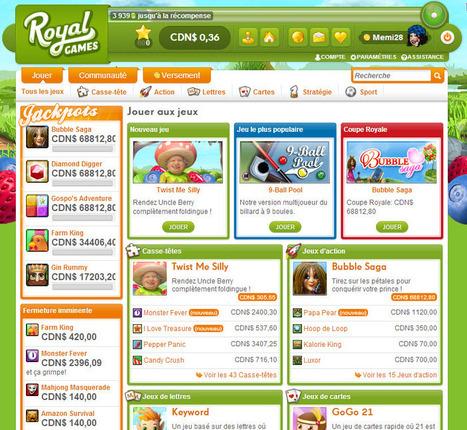 Les Jeux du King - Le MeLY BLoG | Les News de MeLY3o | Scoop.it