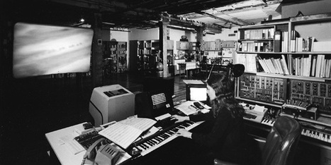 Laurie Spiegel's Machine Music - pioneer's groundbreaking work with computers in the 70s... #soundart | Digital #MediaArt(s) Numérique(s) | Scoop.it