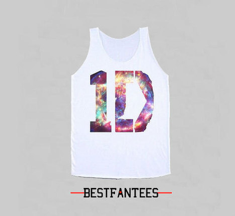 One Direction Cosmic Tank Top | New Collection | Scoop.it