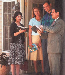 Fun Facts about the Preaching Work of Jehovah's Witnesses ... | Jehovah's Witnesses Theology Research | Scoop.it