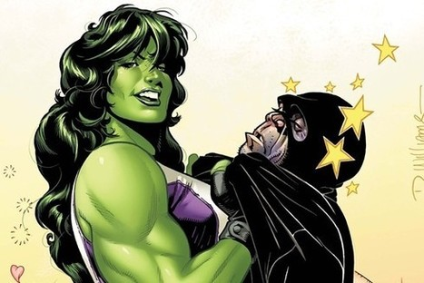 Superhero Body Diversity: Female Artists Offer Their Take - ComicsAlliance | | Ladies Making Comics | Scoop.it