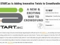 How START.ac Is Adding Innovative Twists to Crowdfunding | Crowdfunding for NonProfits | Scoop.it