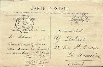 Les cartes postales d'Auxilia | L'Echo d'Ecoust | Histoire Familiale | Scoop.it