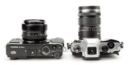 Fuji X PRO 1 versus Olympus E-M5 test. | Mirrorless Rumors | Fuji X-Pro1 | Scoop.it