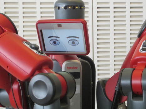 A robot that can help your grandma (or you) avoid the nursing home - GigaOM | Aging and aging services | Scoop.it