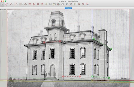 6: Archives, Metadata, and SketchUp 201 | Hacking the Humanities | Digitization&Metadata | Scoop.it