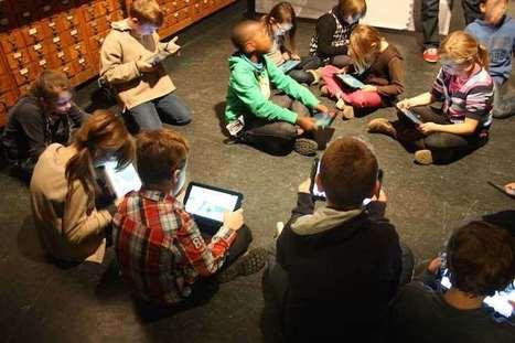 Jouer au musée et en classe ou comment adapter un jeu vidéo en animation éducative | Innovating serious games | Scoop.it