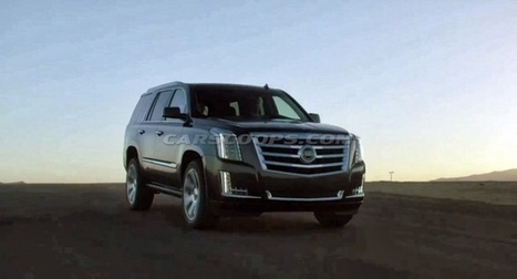 Cars News and Reviews | 2015 Cadillac Escalade | BooksInfo | Scoop.it