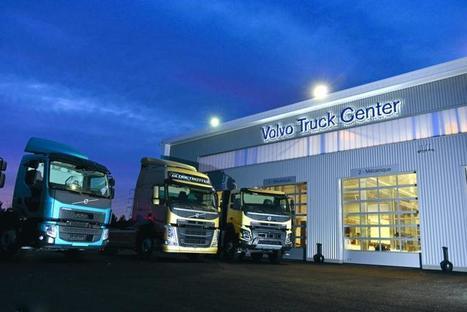 Actu automobile / Déménagement : Volvo Trucks modernise son atelier du Havre | Actualités com', pub | Scoop.it