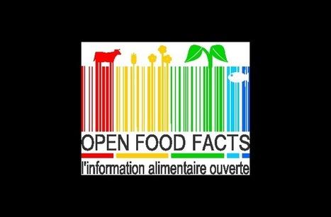Open Food Facts : Projet collaboratif pour créer une base de données libre et ouverte des produits alimentaires du monde entier | Imagination For People | Sustainable Thinking | Scoop.it